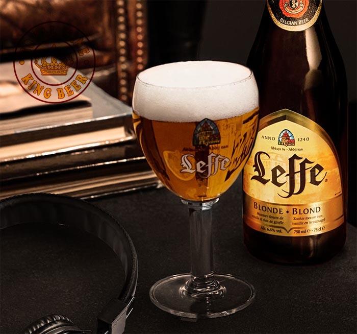Bia Leffe Vàng blonde